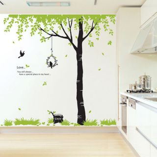 Reusable Removable Decoration Wall Sticker Wall Decal for Your House