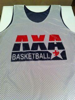 Lambda Chi Alpha Mesh Jersey Dream Team Basketball USA America