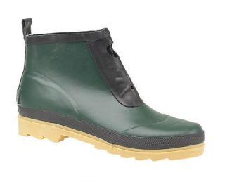 Mens Ankle Wellies Ladies Short Festival Rain Snow Wellington Boots