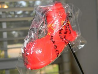 McDonalds Ronald Red Shoe Antenna Topper NEW Automobile Car