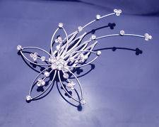 Crystal Swarovski Bridal Tiara Crown Hair Comb Wedding Accessory