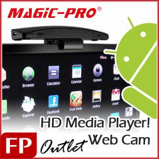 iGoGo TV Google Android OS Smart Webcam HD Media Set Top Box STB MP188