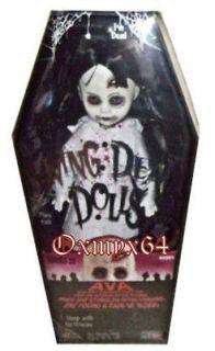 Mezco Living Dead Dolls Zombies Series 22 Ava Direct Exclusive Variant