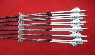 Easton ST Axis Full Metal Jacket Arrows 340 w/Blazer Vanes 1 Dz