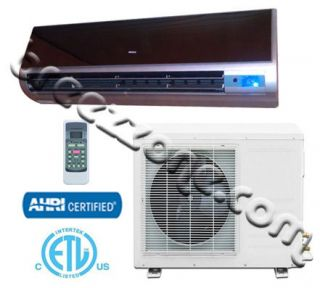 24000 BTU 2 TON DUCTLESS INVERTER MINI SPLIT AIR CONDITIONER HEAT