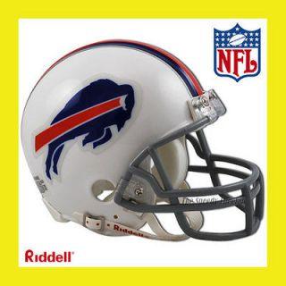 BUFFALO BILLS OFFICIAL NFL MINI REPLICA FOOTBALL HELMET by RIDDELL