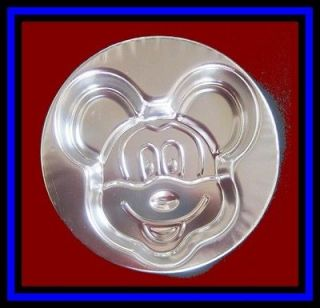 NEW ***MICKEY MOUSE*** 5 singles cake or muffin pan