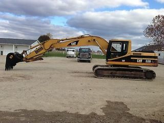 Caterpillar Excavator in Heavy Equipment & Trailers