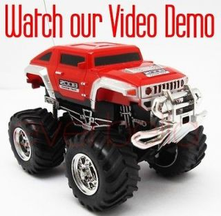 Newly listed 143 Mini RC Radio Remote Control Pickup Monster Truck