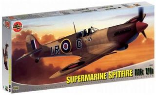 Airfix 12005 Spitfire Mk VB 1/24 Scale Model Kit