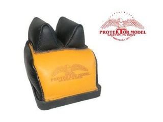 PROTEKTOR MODEL   NO.14B MID DELUXE BENCH REST BAG GUN SHOOTING   MADE