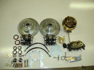 1962 1963 1964 ford thunderbird front disc brake conversion power