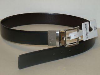 calvin klein belt in Belts