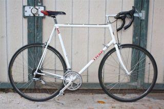 Trek 660 Road Bike Bicycle Reynolds 531 Full Shimano Ultegra 600