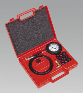 Sealey Tools Engine Oil Pressure Test Tester Kit VS203