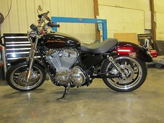 NEW SPORTSTER WITH CASS COUNTY CHOPPERS TRIKE KIT!! ONLY 4 MILES