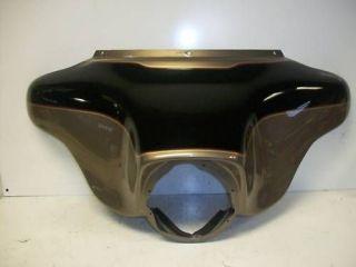 96 + Harley Davidson FL Upper Batwing Fairing Front L5