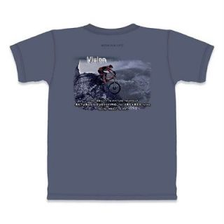 Mountain Life Biking Vision Mountain Bike Funny T Shirt