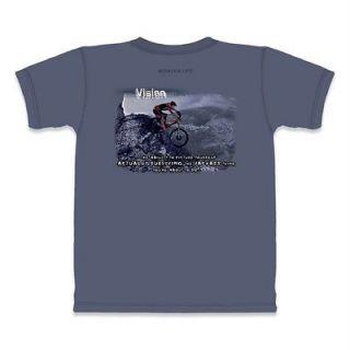 Mountain Life Biking Vision Mountain Bike Funny T Shirt