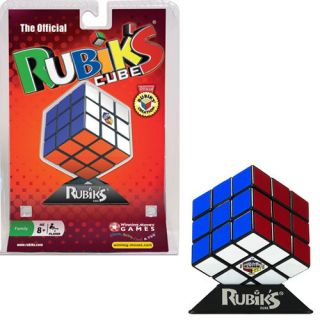 The Original Rubiks 3x3x3 Puzzle Cube by Winning Moves