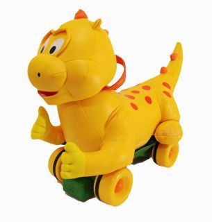 Ride on Musical Animals (Lots of Fun) Dinosaur, Zebra or Wild Cat