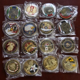 military coin in Challenge Coins