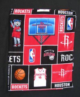 NEW Houston Rockets NBA Basketball Pet Snuggle Sack, Dog Cat 24 X 29