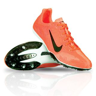NIKE ZOOM MAMBA Orange Track & Field Running Spikes Cleats Shoes
