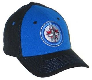 WINNIPEG JETS NHL HOCKEY UPPERCUT FLEX FIT FITTED HAT/CAP XL NEW