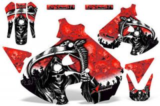 Newly listed AMR DECAL GRAPHICS KIT SUZUKI RM 250 RM250 99 00 REAPER