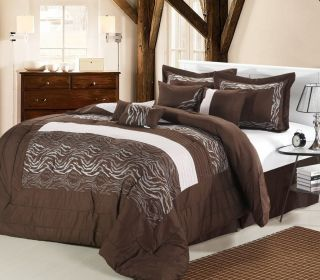 animal print bedding in Bed in a Bag