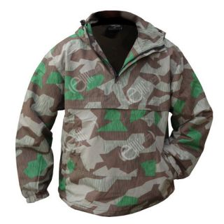 Camouflage Hooded Anorak All Sizes Field Jacket Smock Coat Army