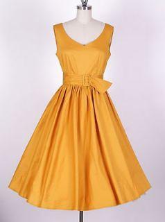 50s Audrey Hepburn Style Little Black Dress Size XS Pinup Vintage