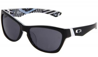 NEW Oakley Shaun White Jupiter LX Sunglasses Polished Black Frame