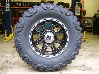 nitto mud grappler 35 in Wheel + Tire Packages