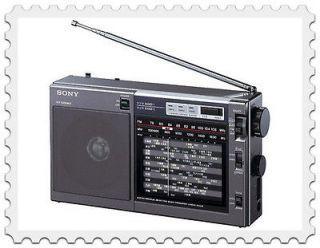 SONY Portable Radio ICF EX5MK2 FM AM Analog Tunning Carry Belt F/S EMS