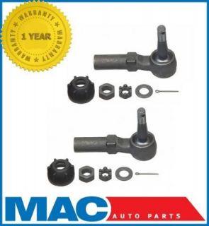GM Cars & Vans (2) OneSource ES3452 Steering Tie Rod End (Fits 2000