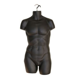 Super Male Mannequin Dress Form Manikin   Use To Display S M Sizes