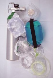 Oxygen Bag Stocking Kit EMT EMS Paramedic   NEW
