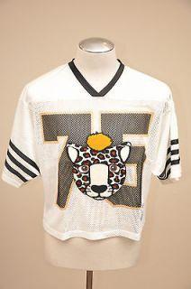 200 Adidas Originals ObyO Jeremy Scott JS Leopard FB Jersey Legacy