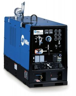Miller Big Blue Air Pak Delux Model 907062071 Diesel Powered Welder