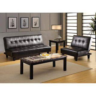 Decor Living Room Furniture Peyton 2 Piece Sofa Bed Chair Set Loveseat