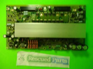 PANASONIC TH 42PWD8UK MX 42VM11 P420542M8 Y SUS MAIN SC BOARD TNPA3543