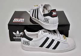 Adidas Superstar 80s JMJ US size 10 Run DMC Shelltoes 1986