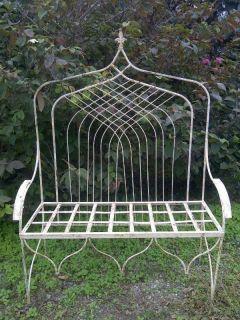 wrought iron patio furniture in Home & Garden