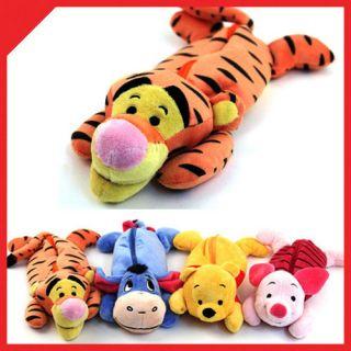 Really Soft n Cute Disney Tigger pencil case bag toy organizer pouch