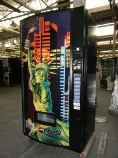 pepsi machine in Cold Beverage & Soda Machines