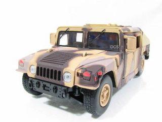MotorMax Hummer Humvee 1/24 Diecast Car