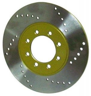 Brake Rotor (Disc) for Go Kart, Fun Cart, ATV, Yerf Dog Spiderbox