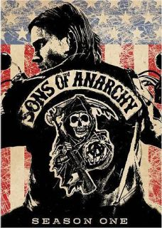 sons of anarchy dvd season 1 in DVDs & Blu ray Discs